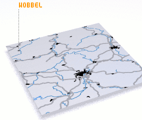 3d view of Wöbbel