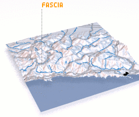 3d view of Fascia