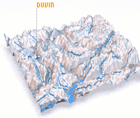 3d view of Duvin
