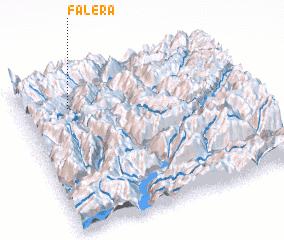 3d view of Falera