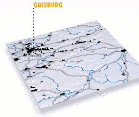 3d view of Gaisburg