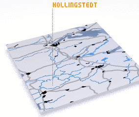 3d view of Hollingstedt