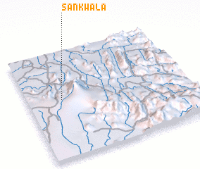 3d view of Sankwala