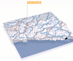3d view of Gravero