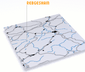 3d view of Rebgeshain
