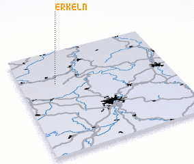 3d view of Erkeln