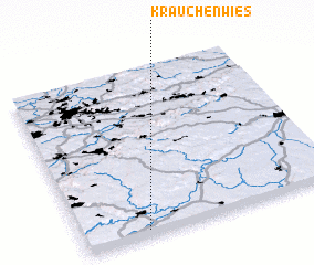 3d view of Krauchenwies