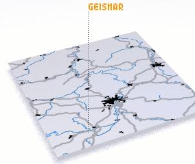 3d view of Geismar