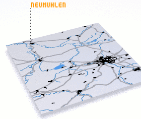 3d view of Neumühlen