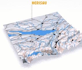 Herisau Switzerland map nonanet