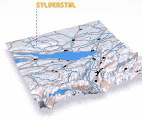 3d view of Sylvenstal