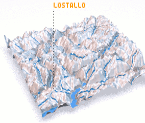 3d view of Lostallo