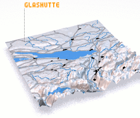 3d view of Glashütte