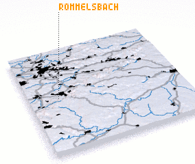 3d view of Rommelsbach