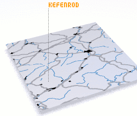 3d view of Kefenrod