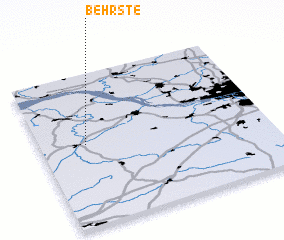 3d view of Behrste