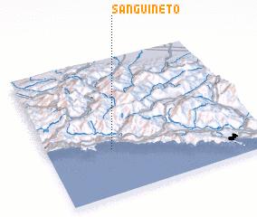 3d view of Sanguineto