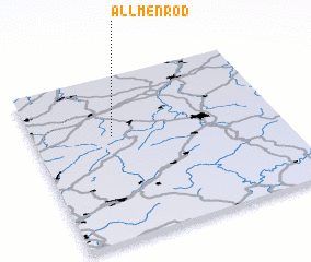 3d view of Allmenrod