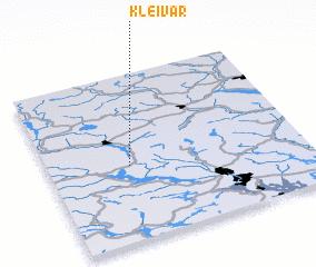 3d view of Kleivar