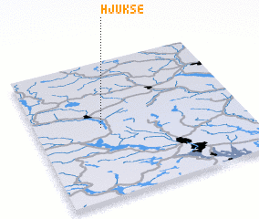 3d view of Hjukse