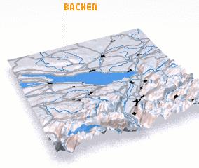 3d view of Bächen