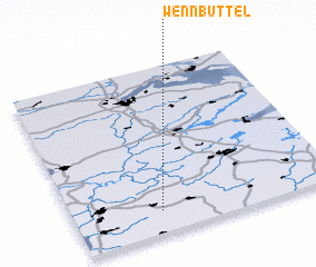 3d view of Wennbüttel