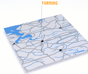 3d view of Torning