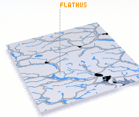 3d view of Flathus