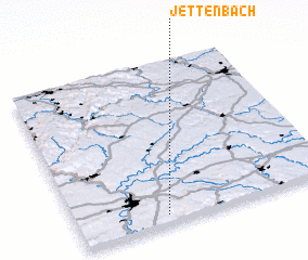 3d view of Jettenbach