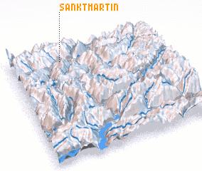 3d view of Sankt Martin