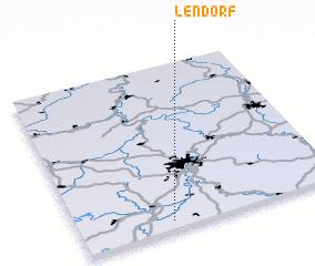 3d view of Lendorf