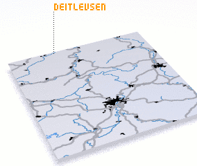 3d view of Deitlevsen