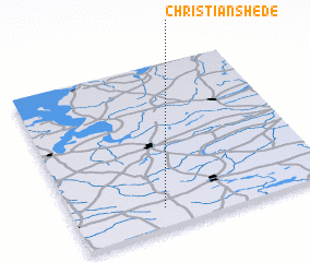 3d view of Christianshede