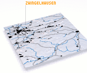 3d view of Zwingelhausen