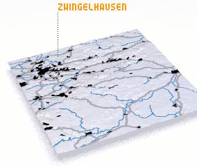 3d view of Zwingelhausen