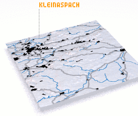 3d view of Kleinaspach