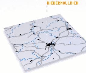 3d view of Niedermöllrich