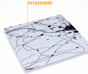 3d view of Rothenmeer