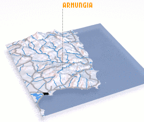 3d view of Armungia