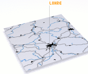3d view of Lohre