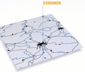 3d view of Sondheim