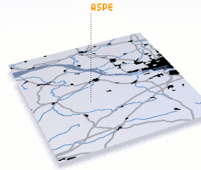 3d view of Aspe