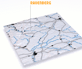 3d view of Rauenberg