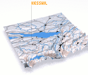 3d view of Kesswil