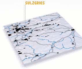 3d view of Sulzgries