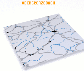 3d view of Obergrenzebach