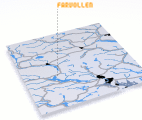 3d view of Farvollen
