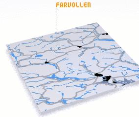 3d view of Farvollen
