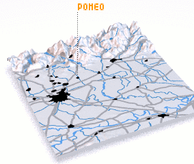 3d view of Pomeo