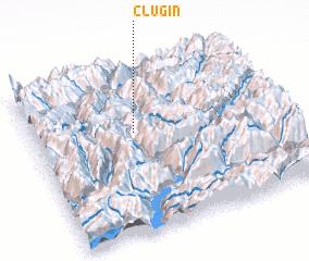 3d view of Clugin